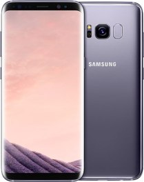 Samsung-Galaxy-S8-Front-&-Back-View---Orchid-Grey